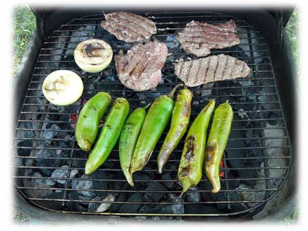 Grilling outlook