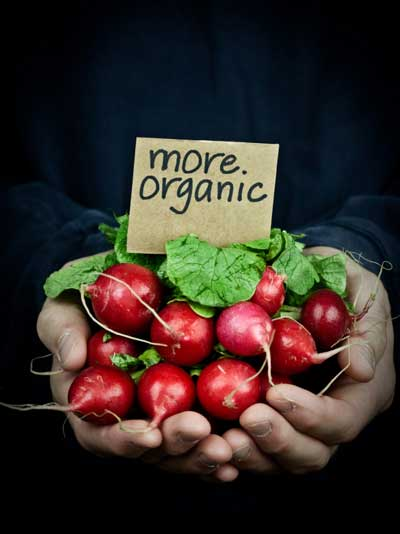 My organic's more-ganic than your organic?