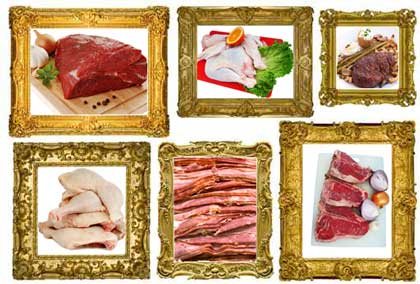 Are gold-plated meat prices discouraging consumers yet?