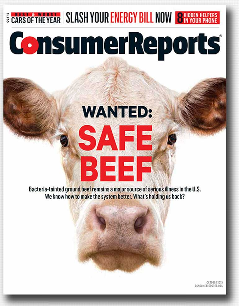 Did Consumer Reports get it right or wrong about beef?