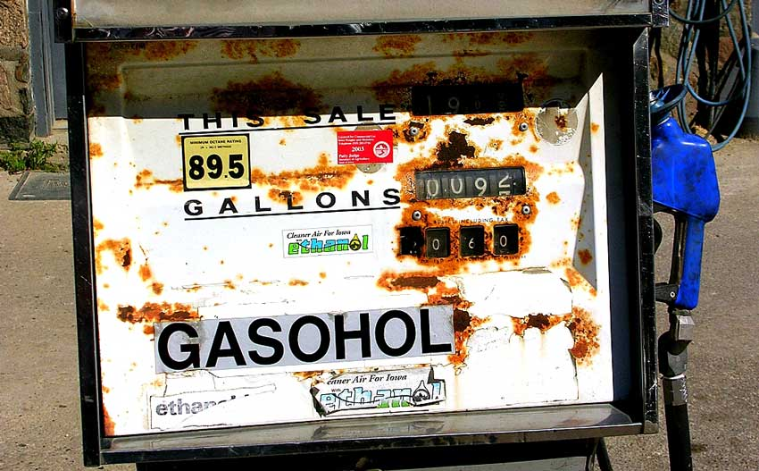 Facts about ethanol fuel standard